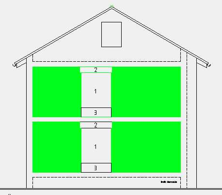innend mmung selber selbst mit anleitung d mmen. Black Bedroom Furniture Sets. Home Design Ideas